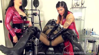XXX Honey : Electrical CBT Torture