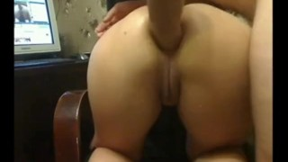 XXX Honey : Huge Squirting Anal Fisting Orgasm Anal